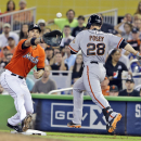 Hand outpitches Lincecum and Marlins beat SF 3-2 The Associated Press