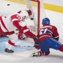 Desharnais scores in OT to give Montreal 2-1 win The Associated Press