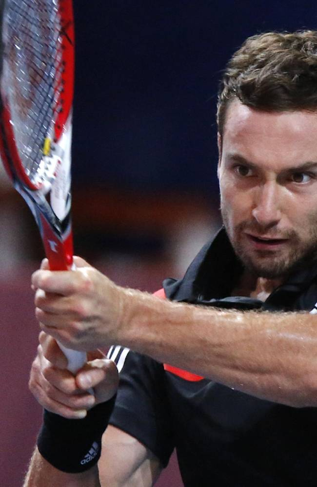 Ernests Gulbis wins St. Petersburg Open title