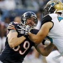Marshall, Allen listed as questionable for Bears The Associated Press