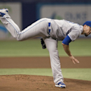 Royals' Shields fans 10, shuts down Rays The Associated Press