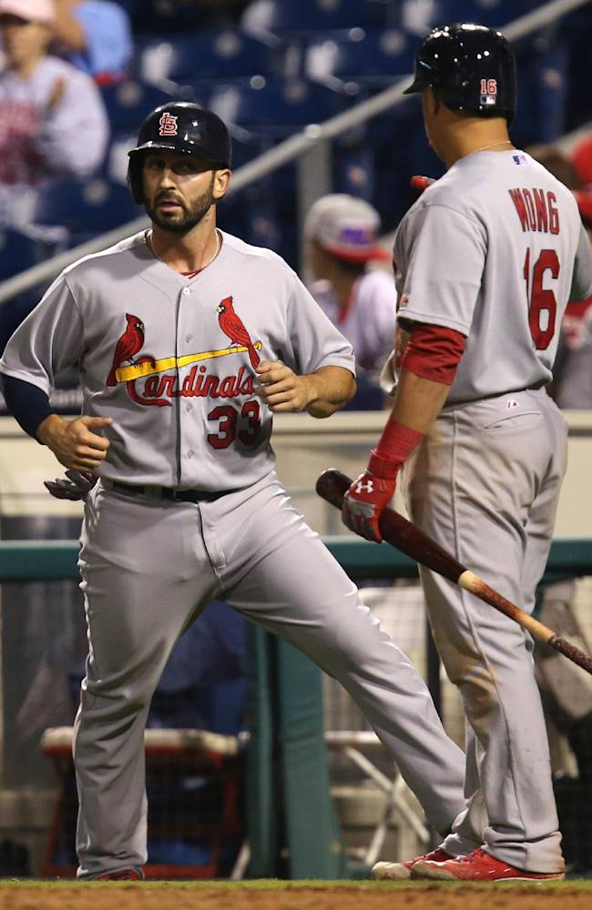 Carpenter, Cardinals beat Phillies in 12 innings