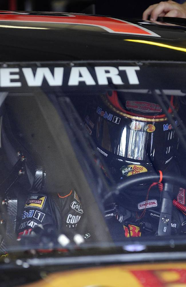 Gordon says Stewart could run strong in Atlanta