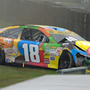 Four Chase drivers involved in Loudon wreck