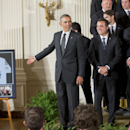 Obama salutes 2013 MLS champs, Sporting KC The Associated Press