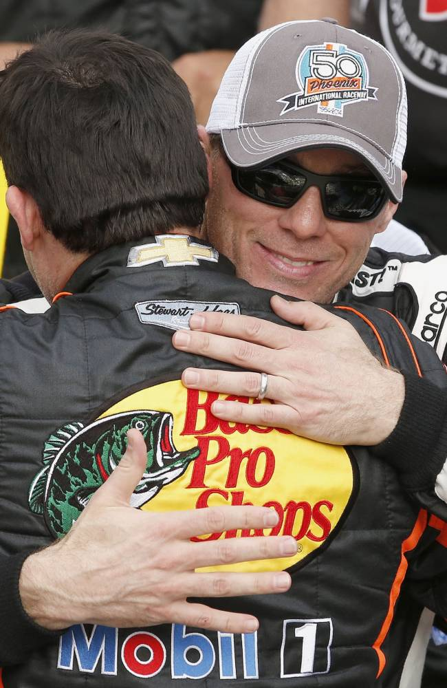 5 things to know about the Phoenix NASCAR race