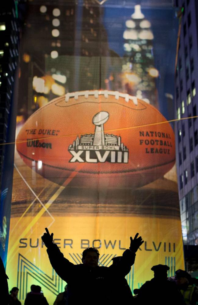 5 things to know from Friday's Super Bowl scene