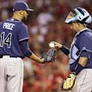 Price pitches into 9th, Rays beat Reds 2-1 The Associated Press