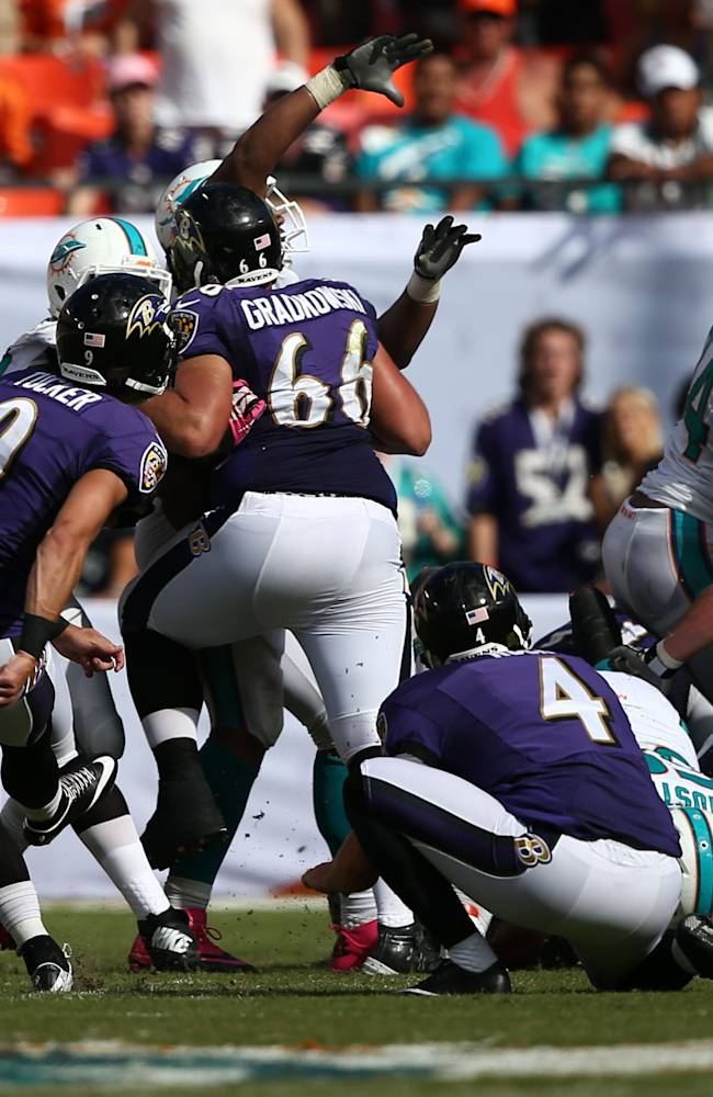 Ravens do enough things right to stay in 1st place