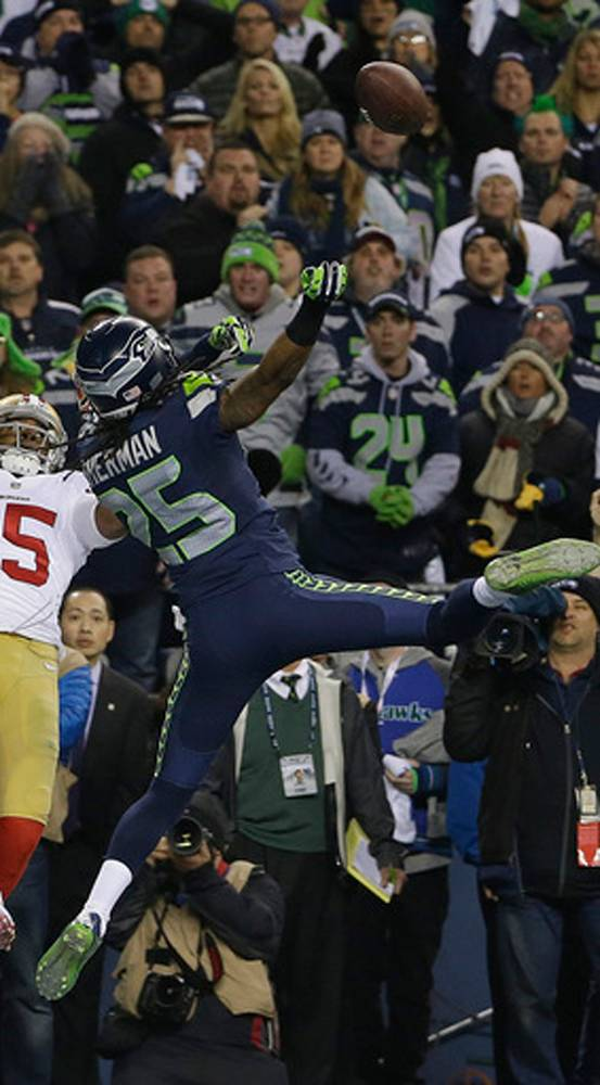 Seahawks rally, beat 49ers 23-17 for NFC title