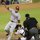 MLB clarifies home plate collision rule The Associated Press