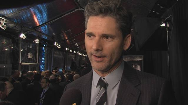 Eric Bana Talks 'Lone Survivor'; Shares 2013 Holiday Plans
