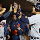 Hunter, Cabrera homer in 9th; Tigers top Twins 8-6 The Associated Press