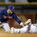 Gillaspie leads White Sox past Indians 9-6 The Associated Press