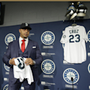Mariners finalize 4-year deal with Nelson Cruz The Associated Press