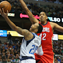 New Orleans Pelicans v Dallas Mavericks Getty Images
