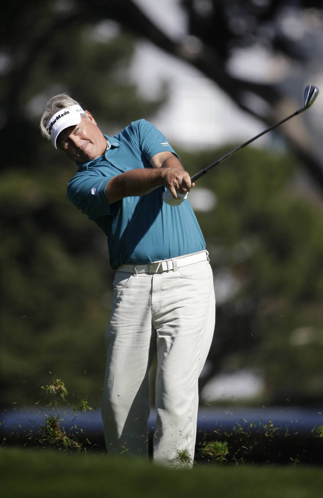 Couples leads Charles Schwab Cup Championship