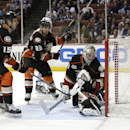 Leafs top Ducks 3-1 in Carlyle's return to Anaheim The Associated Press