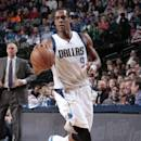 DALLAS, TX - FEBRUARY 22: Rajon Rondo #9 of the Dallas Mavericks handles the ball against the Charlotte Hornets on February 22, 2015 at the American Airlines Center in Dallas, Texas. (Photo by Glenn James/NBAE via Getty Images)