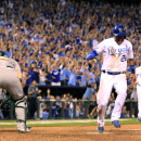 Royals beat A's 9-8 in 12 in AL wild-card thriller The Associated Press