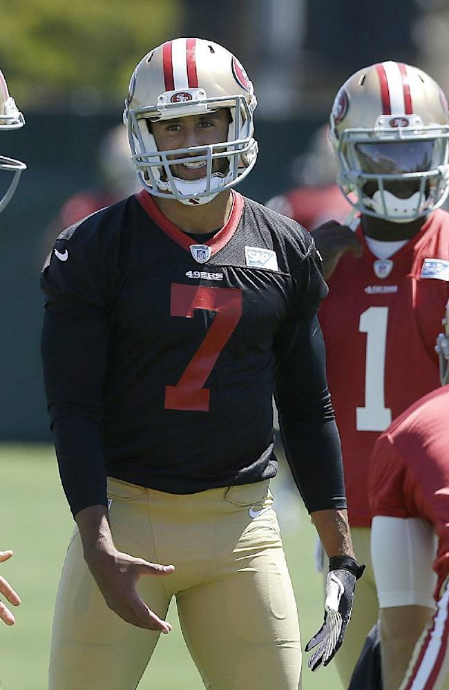 49ers quarterback heeds coach's warning