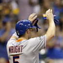 Duda's HR leads Mets over Brewers, 3-2 The Associated Press