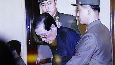 North Korea Executes Leader's Uncle As Traitor