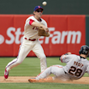 Hamels, Utley lead Phils over Giants 2-1 The Associated Press