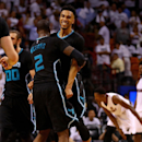 Charlotte Hornets v Miami Heat - Game Five Getty Images