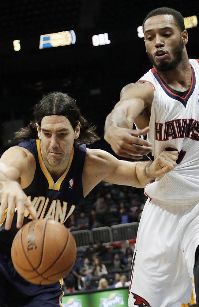 Pacers beat Hawks in preseason