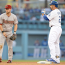 Arizona Diamondbacks v Los Angeles Dodgers Getty Images