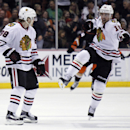 Kane, Sharp lead Blackhawks' 4-1 rout of Anaheim Ducks The Associated Press