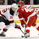 Kronwall's lucky goal helps Red Wings beat Devils The Associated Press