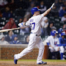Wood homers, allows 1 run in Cubs' win The Associated Press