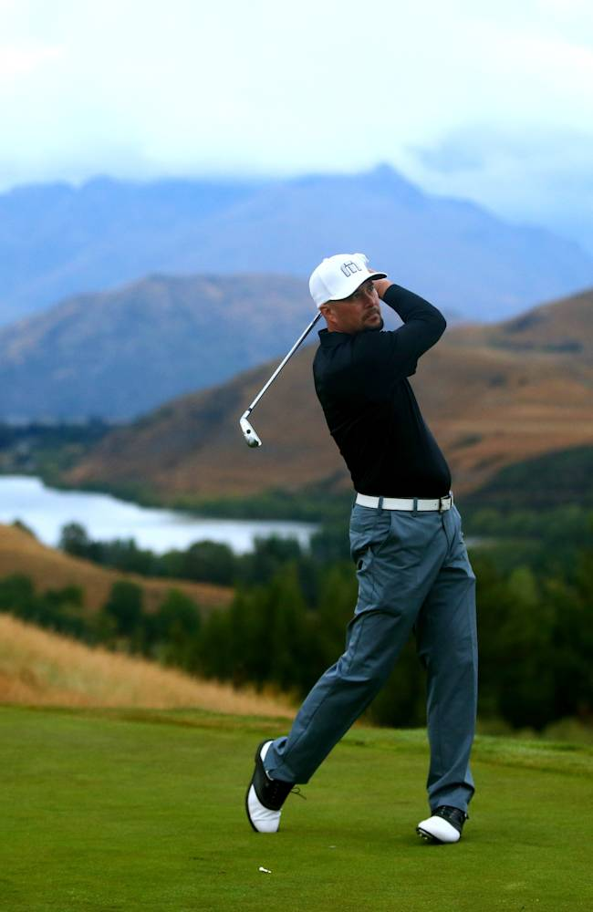 2014 New Zealand Open - Day 2