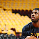 Cavs' Kyrie Irving out for Game 3 with injured knee The Associated Press
