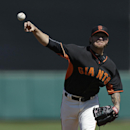 Peavy goes 4 in Giants loss to Rangers The Associated Press