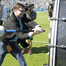 Delhomme says Newton right guy for Carolina (Yahoo Sports)