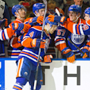 Nugent-Hopkins' goal gives Oilers 1st win The Associated Press
