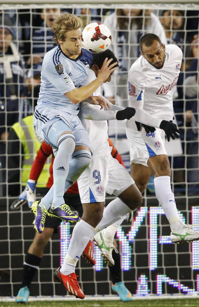 Sporting KC advances to CONCACAF CL quarters