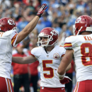 Chiefs show resiliency in win over San Diego The Associated Press