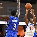 Drew Gordon helps 76ers hold off Magic 95-84 The Associated Press