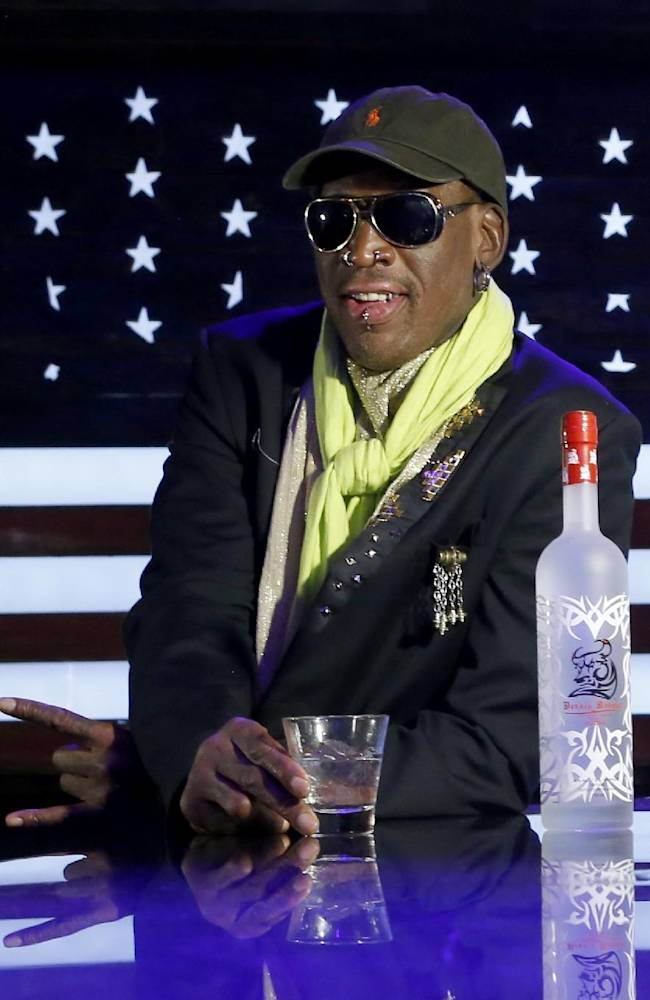 Rodman ready to bring his game back to North Korea