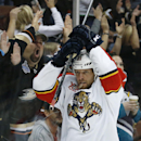 Anaheim Ducks end home skid, drill Panthers 6-2 The Associated Press