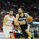 San Antonio Spurs v Houston Rockets Getty Images