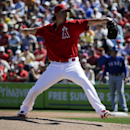 Weaver dominant again for Angels in win The Associated Press