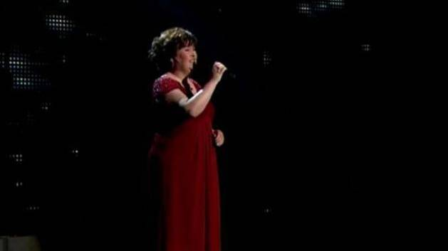 Susan Boyle's New Christmas Album