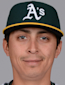 Jesse Chavez - Oakland Athletics