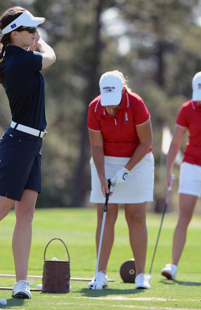 2013 Solheim Cup Preview and Press Conference