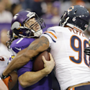 Vikings rule QB Ponder out against Ravens The Associated Press